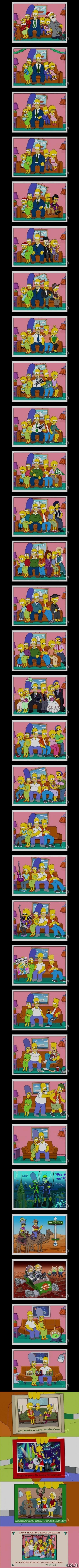 Simpsonų gyvenimas