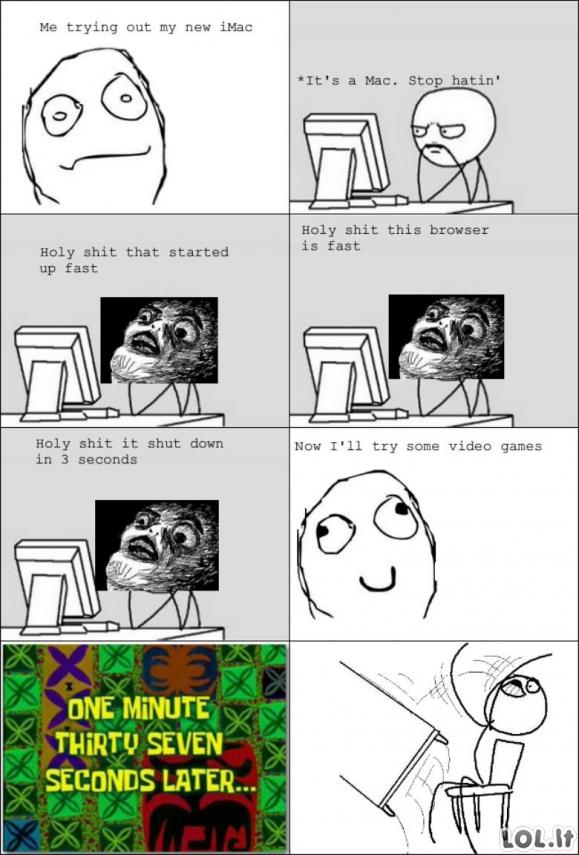 iMac'as