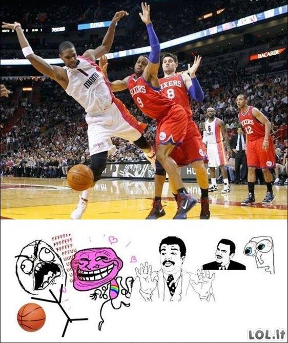 Meme krepšinis