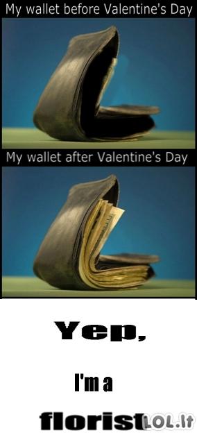 Po Valentino dienos