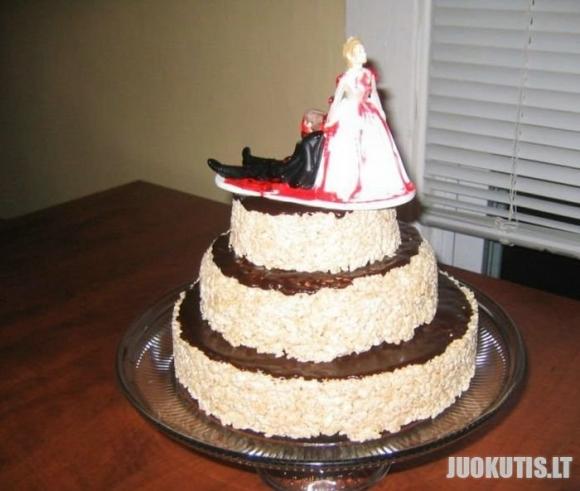 Vestuviniai tortai