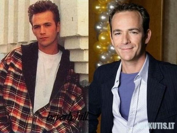 Beverly hilsas 90210 tada ir dabar