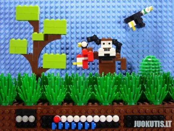 Lego grožybės