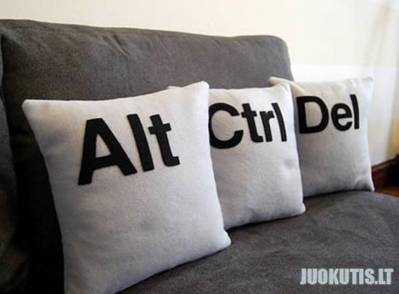Įmantrios pagalvės