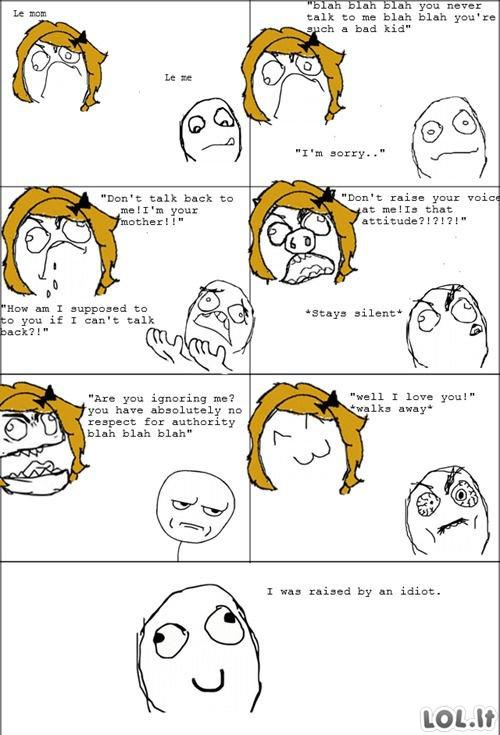 Motiniška logika