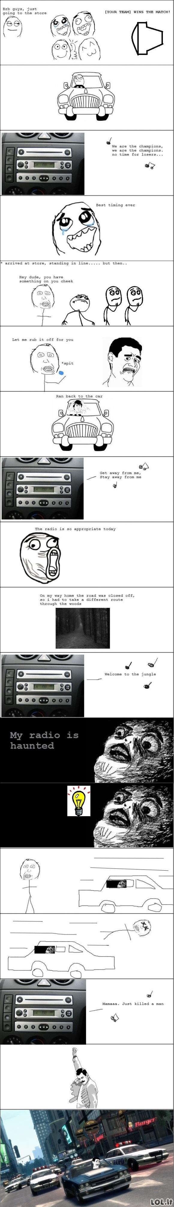Magiška radija