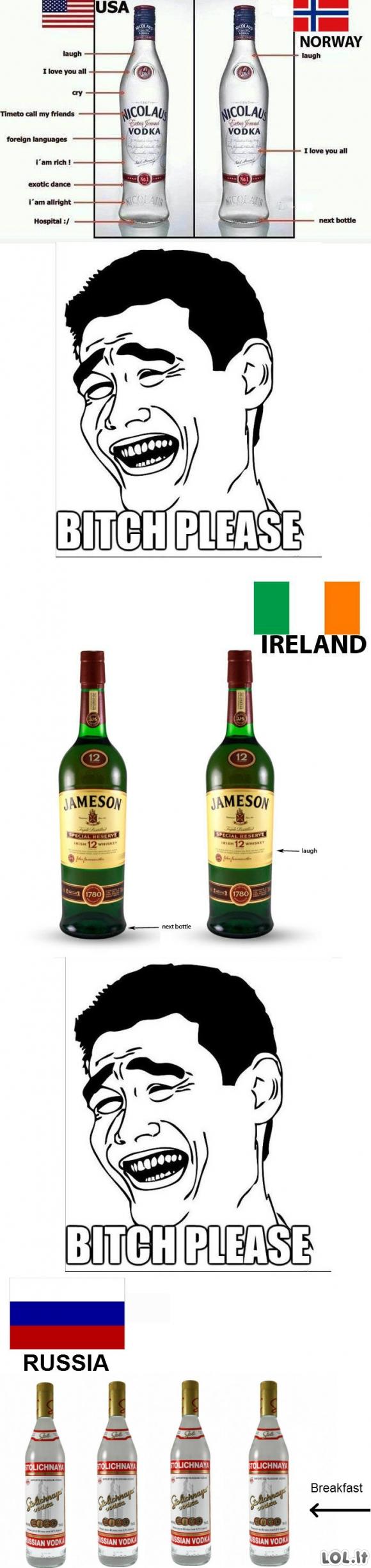 Alkoholio mėgėjai