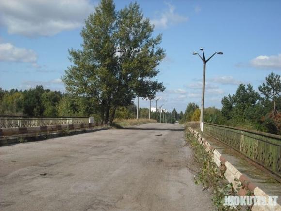 Černobilis ,Pripyat