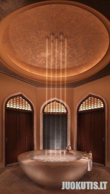 Dubai viešbutis 25k$/Diena