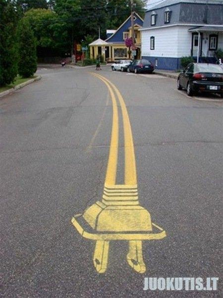 Gatvės piešiniai