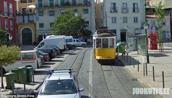 Google street view piešiniai