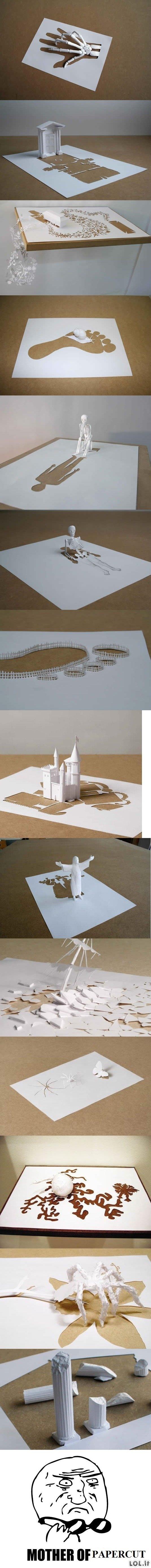 Popieriaus menas
