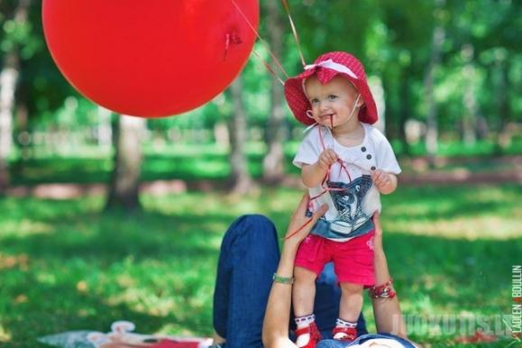 Paskraidyk su oro balionais