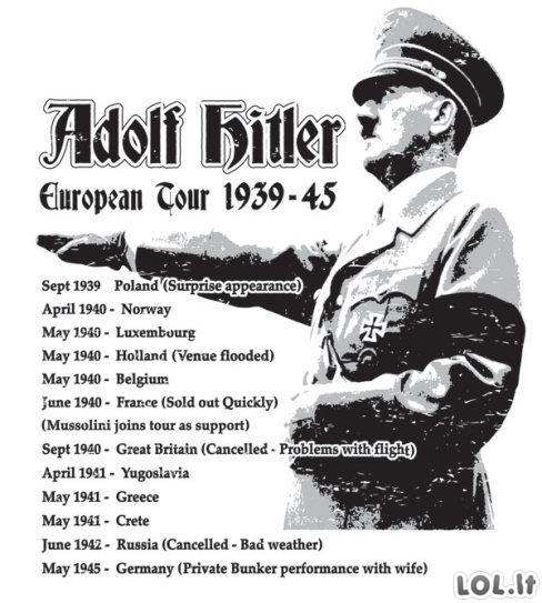 Hitlerio turas