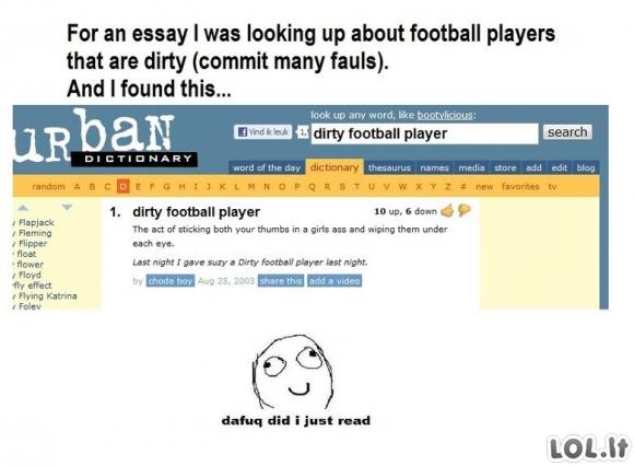 Purvinas futbolininkas