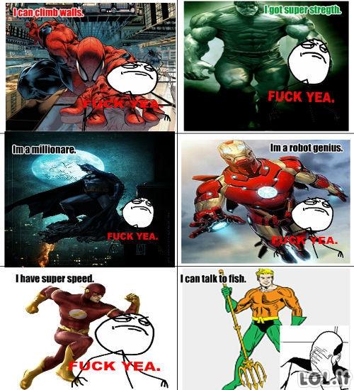 Superherojai