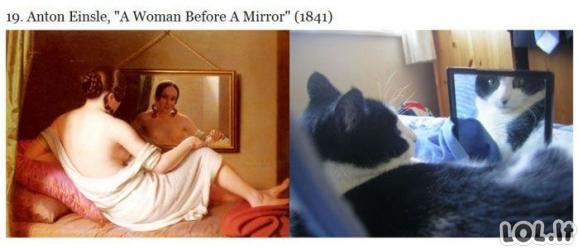 Meniškos katės