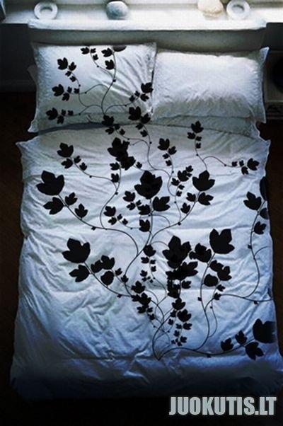 Nepaprastos paklodės ir pagalvės
