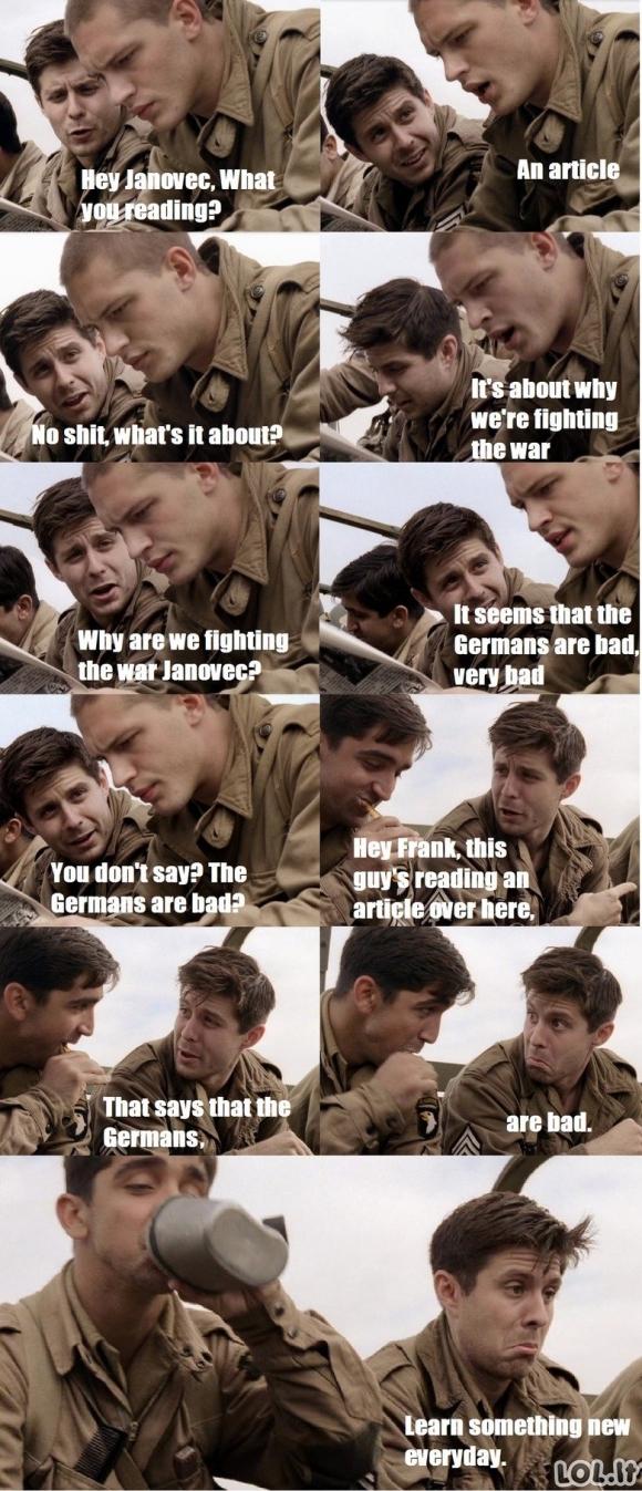 Blogi vokiečiai