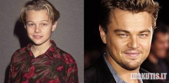 Tada ir dabar