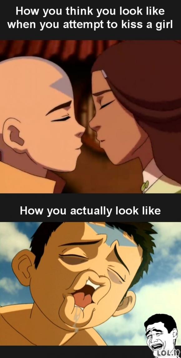 Bandymas bučiuotis