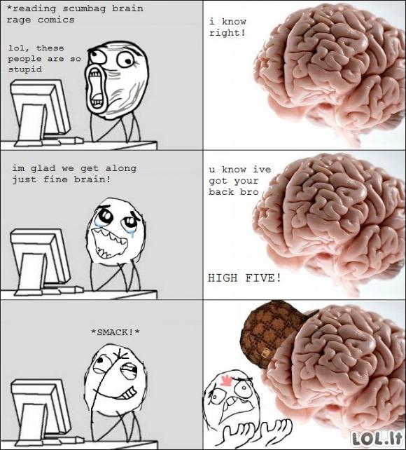 Mano smegenys
