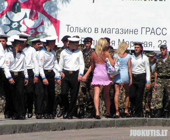 Kas daugiau ? - Rusija