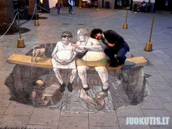 3D piešiniai
