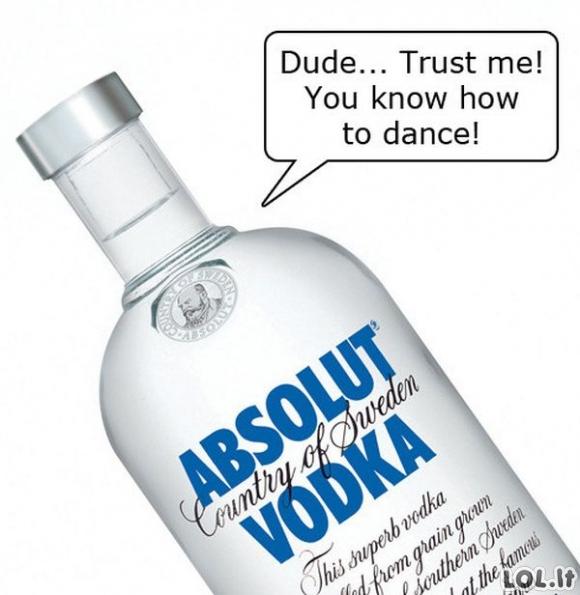 Alkoholio patarimai