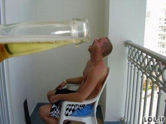 Gėrimas kitu kampu