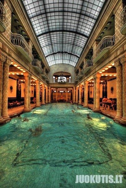 Gražūs baseinai
