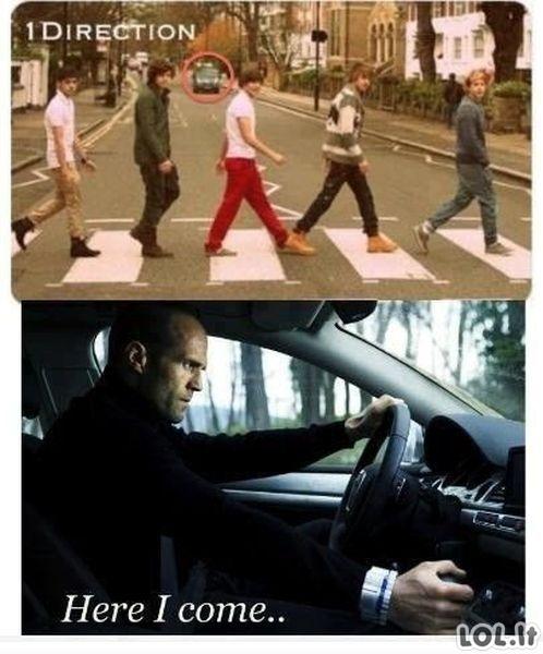 1 direction