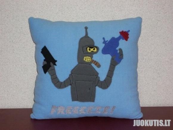 Įdomios pagalvės