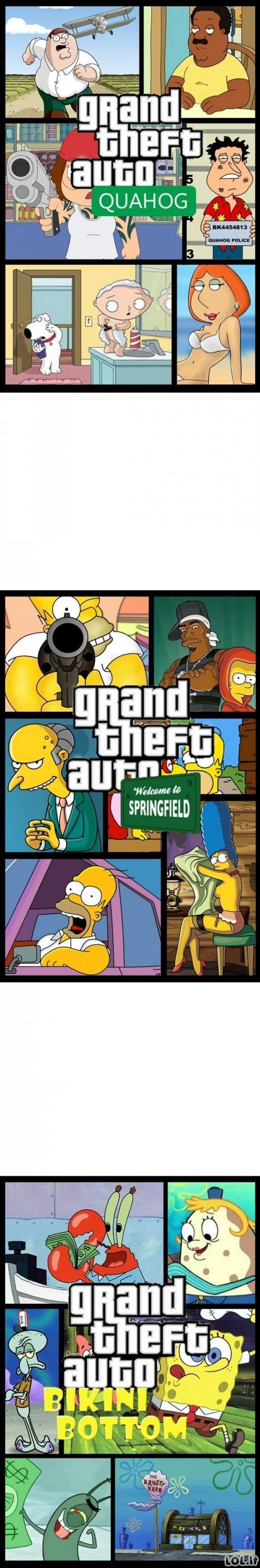 Ateities GTA versijos