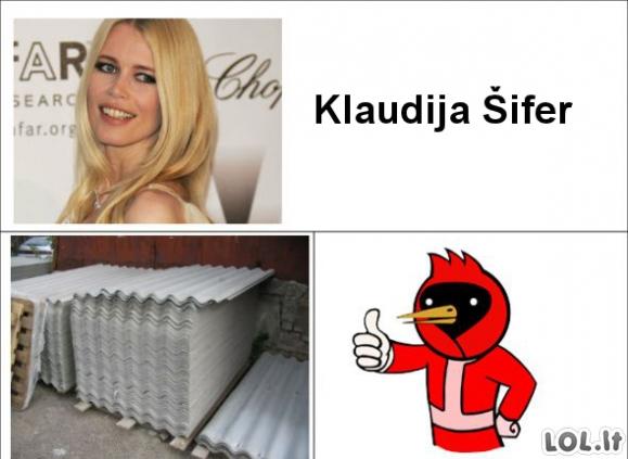 Klaudija Šifer