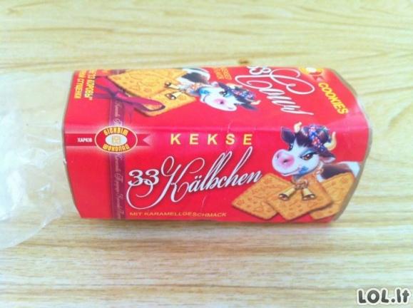 Moteriški sausainiai