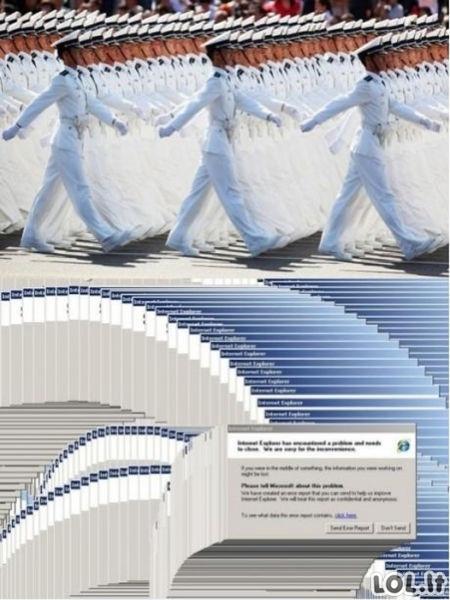 Windowsai vs realybė