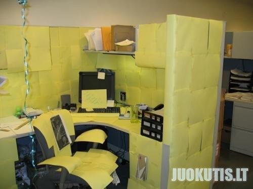 Ofiso išdaigos