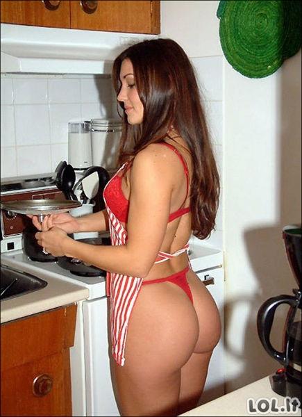 Seksualumas virtuvėje