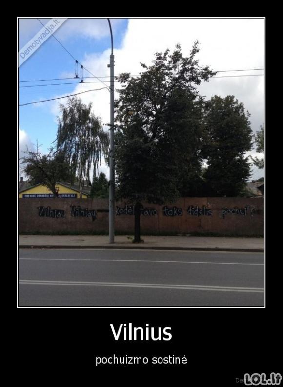 Visa tiesa apie Vilnių