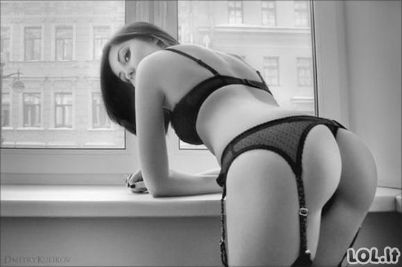 Pusnuogių seksulkų rinkinukas