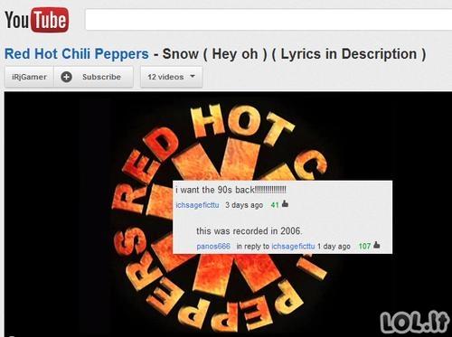 Juokingiausi Youtube komentarai
