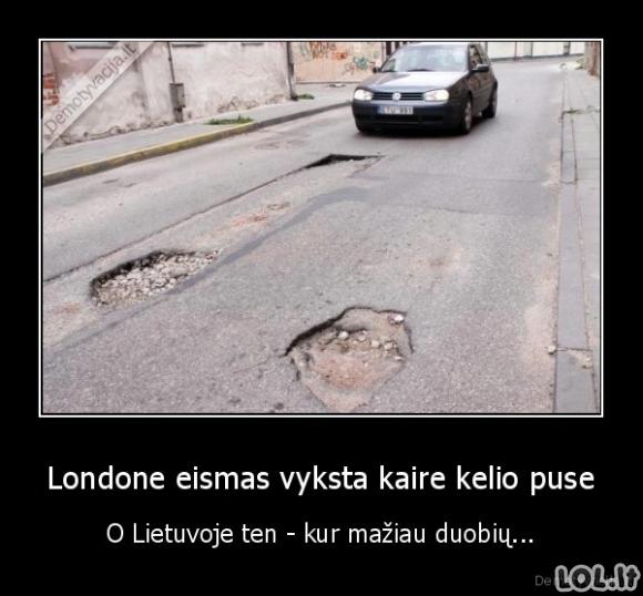 Apie eismą Lietuvoje