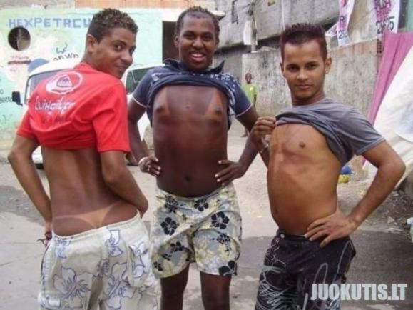 Brazilijos feisbuko fotkės