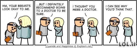 Juodo humoro komiksai