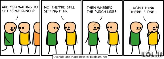 Juodojo humoro komiksai (2 dalis)