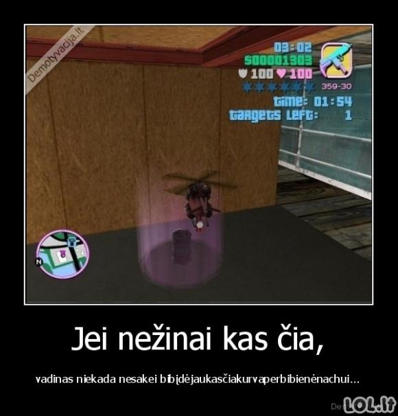 Eh tas GTA...