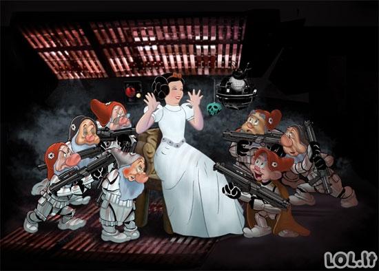 Kas gausis iš Dysney ir Lucasfilm susijungimo