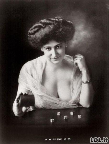 20 amžiaus pradžios erotika