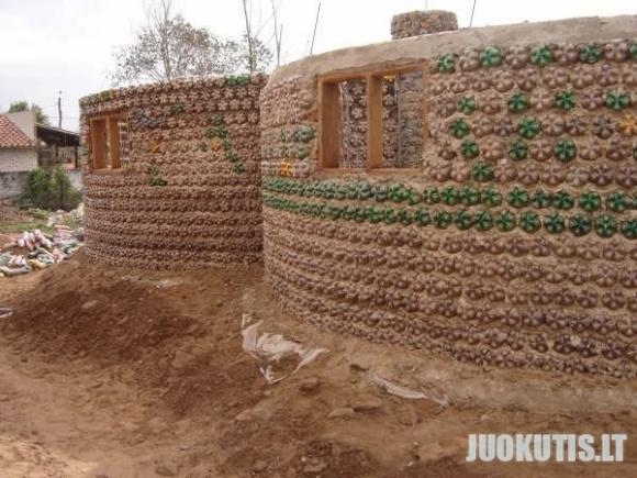 Krizinės namo statybos